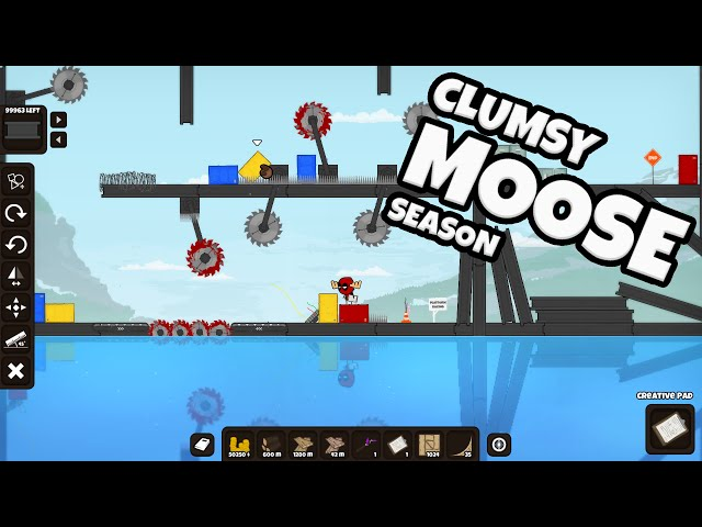 Руководство запуска: Clumsy Moose Season  по сети