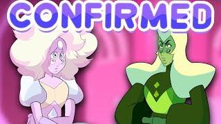 Diamonds CAN Fuse CONFIRMED - Steven Universe CCXP 2018 NEWS