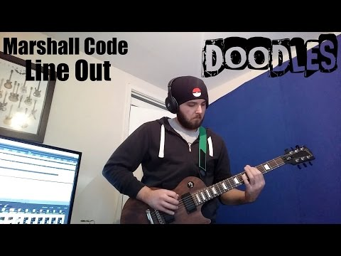 Marshall Code - Recording Using Line Out