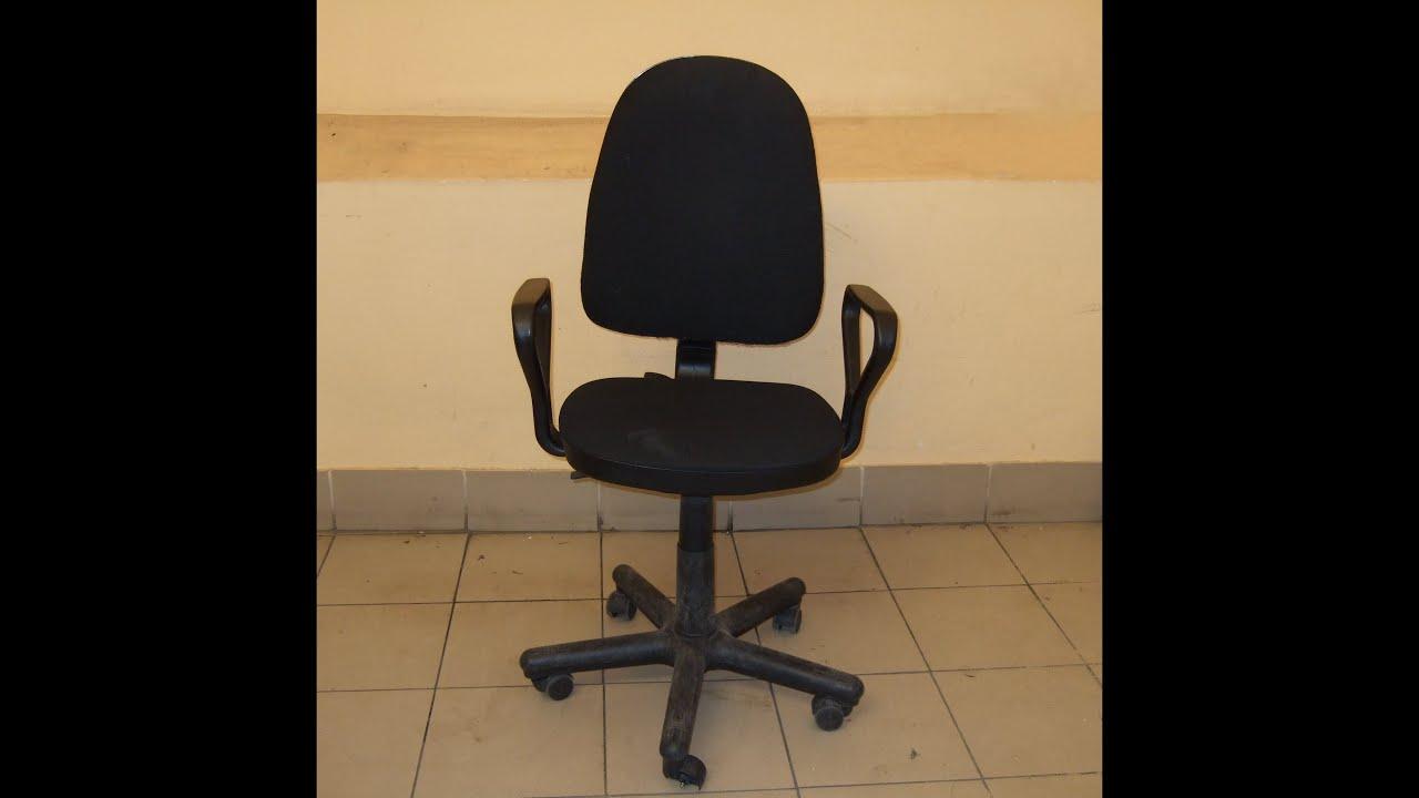 Компьютерные кресло ремонт своими руками