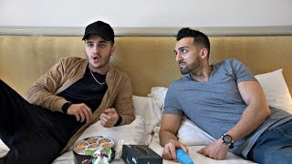 FRIEND WHO CHEWS LOUD | Sham Idrees