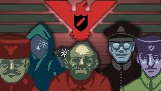 ВСЕ КОНЦОВКИ 20 из 20 - Papers, Please