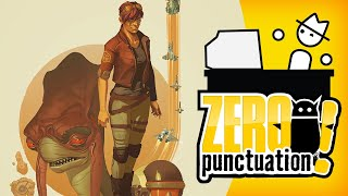Rebel Galaxy Outlaw (Zero Punctuation)