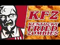 KFZ: KENTUCKY FRIED ZOMBIES ? Call of Duty Zombies Mod (Zombie Games)