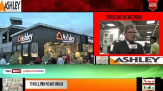 Ashley Furniture HomeStore Enters Indian Market  Opens its First Home Store In Bengaluru  STYLISH, A