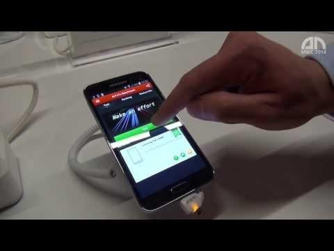 Samsung Galaxy S5 - Benchmarks (Antutu, CF-Bench, GFXBenchmark) - MWC 2014 - androidnext.de