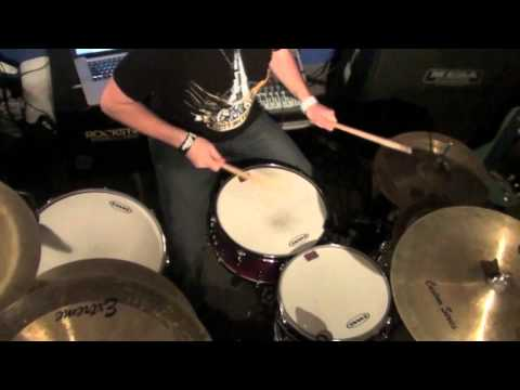Restart - Chunk! No, Captain Chunk! - Drum Cover