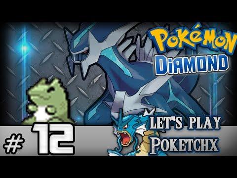 Let's Play Pokemon Diamond - Episode 12 - Pokemon Contest SUCKS!
