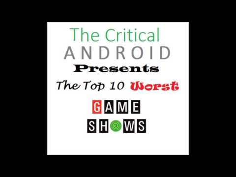 Critical Cast Episode 7: Top 10 Worst Game Shows - Part 2