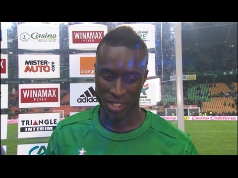 Interview de fin de match : AS Saint-Etienne - Girondins de Bordeaux (0-0) / 2012-13
