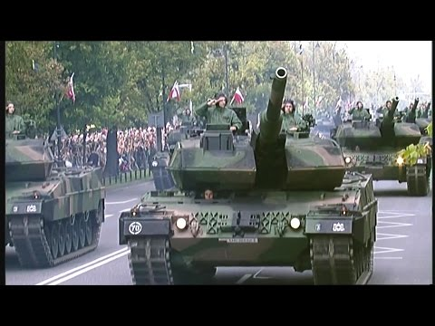 TVP 1 HD - Poland Armed Forces Day Parade 2014 : Full Army Segment [1080p]