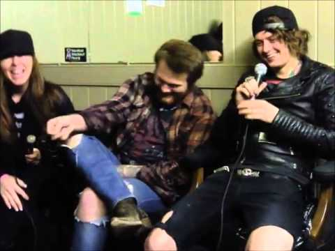 Asking Alexandria March 18, 2014 video