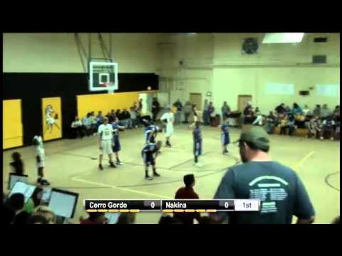 Nakina vs Cerro Gordo Middle School Basketball