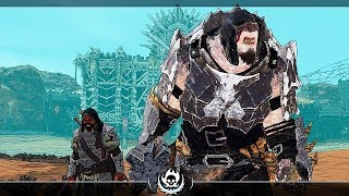 SHADOW OF WAR - NEW UNIQUE REINFORCE & AMBUSH & RESCUE OVERLORDS IN DESERT