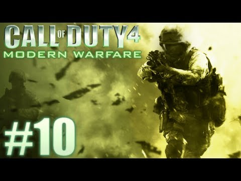 Call of Duty 4: Modern Warfare Walkthrough - Nefret Etmek Ben... - Bölüm 10
