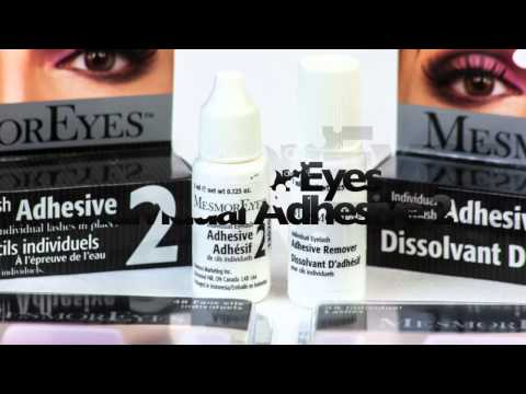 MesmorEyes - How to Apply Individual Lashes