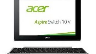 Acer Aspire Switch 10 V HDD Hard drive installation on non-hard drive edition.