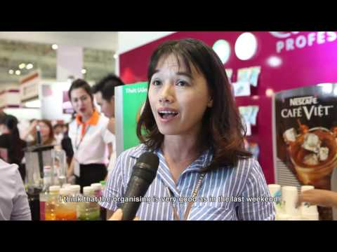 Vietnam Coffee & Dessert Fair 2016