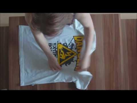 Lacoste Shirt Zusammenlegen