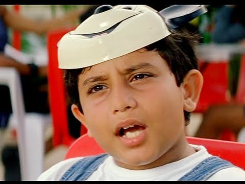 Sunny Deol Named As Chimpanzee By Kids - Champion Movie - Comedy Scene video