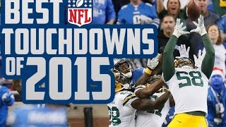 Top Touchdowns of the 2015 NFL Season