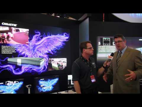 ISE 2014: John Stark Shows rAVe the Christie Entero HB Series