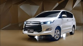 2019 Toyota INNOVA CRYSTA | ALL-NEW Toyota INNOVA 2019 (7 SEATER SUV - 3rd Row Seating)