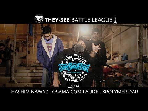 TeamBackPack TBP Pakistan - Hashim Nawaz | Osama Com Laude | Xpolymer Dar [Prod. By GHAURI] thumbnail