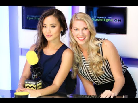Jamie Chung Interview | AfterBuzz TV's Spotlight On