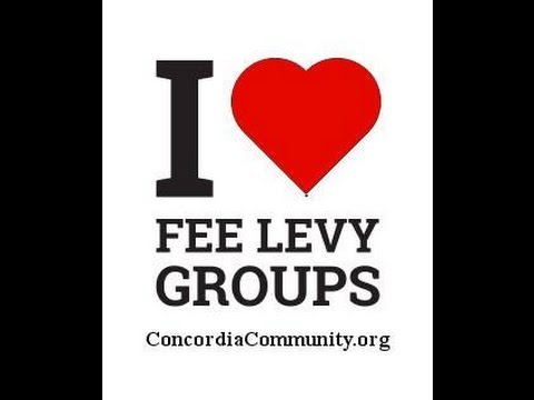 I love fee levy groups