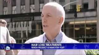 Hair Loss Help from Dr. Bernstein on Fox and Friends