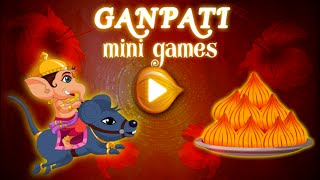 Devotional GANPATI GAME on android [Gameplay Overview]