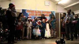 mayamohini - SMILE (UK) CHRISTMAS PRODUCTION 2013
