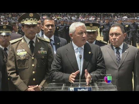 Alfonso Portillo se declaró culpable de aceptar sobornos