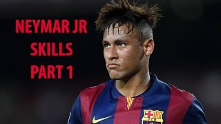 Neymar JR• Skills Part 1 2015•HD