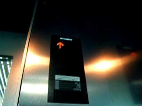 三菱エレベーター