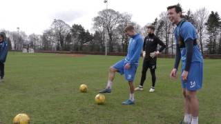 St. Johnstone Skill Challenges