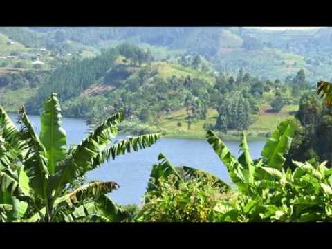 Uganda the Pearl of Africa.