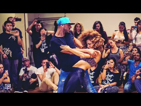 Ivo Vieira & Shani Mayer - Spins & Turns Zouk Workshop - 2016 NYC Zouk Festival