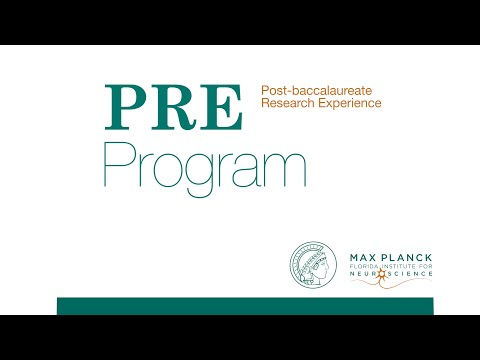 Post-baccalaureate Research Experience (PRE) Program at MPFI