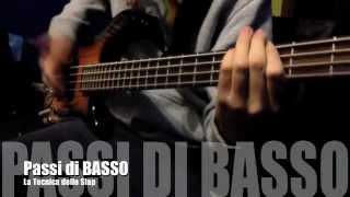 download musica Formazione a - Passi di Basso - La tecnica dello Slap