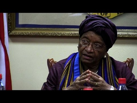 UN special envoy meets Liberia president to assess Ebola