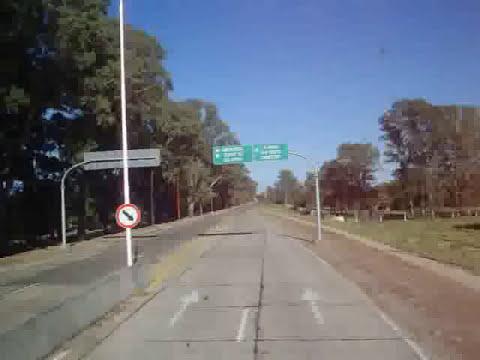 Terminal de Ómnibus de Santiago del Estero: Viaducto