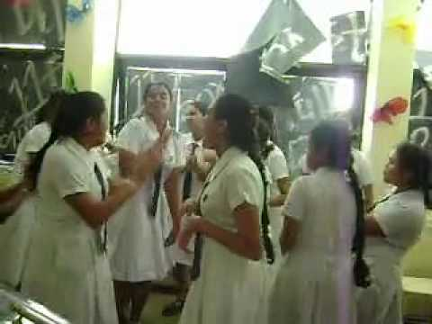 Sri Lankan School Girls Dancing