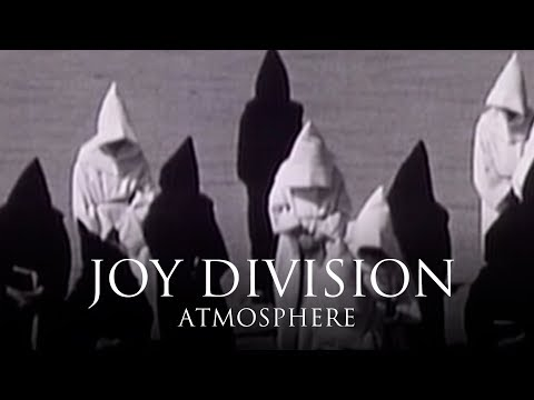 Joy Division - Atmosphere [OFFICIAL MUSIC VIDEO]