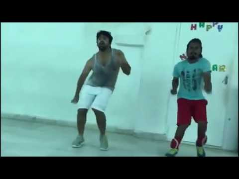 Shekar master dance practise with his son thumbnail