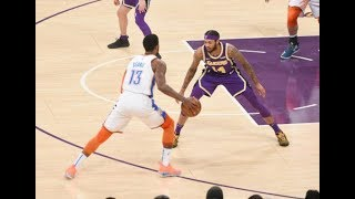 Paul George Top 15 Crossovers of 2018-19 Season