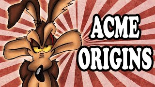 """Where the Looney Tune's """"ACME"""" Corporation Name Came From"""