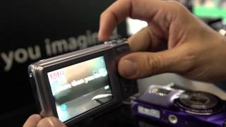 FujiFilm Finepix JZ100 - Marcopolo Expert @ Photoshow 2012