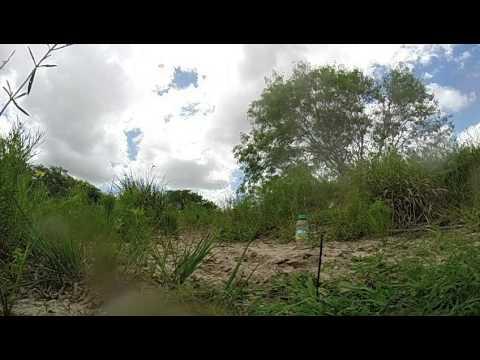 GoPro Hero3+ slow motion 44 magnum vs bottles of water